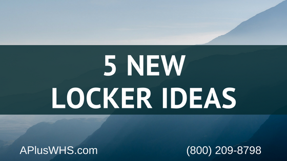 5 New locker Ideas for your employees