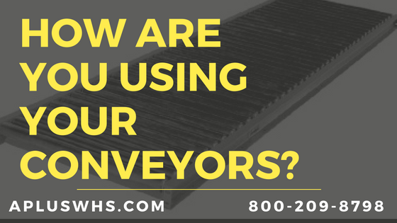 Different Conveyors and Their Uses