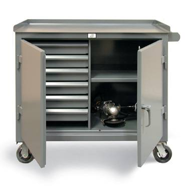 Stainless Steel Kingcab Heavy Duty Maintenance Mobile Carts