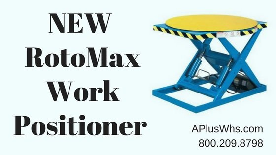 NEW RotoMax Work Positioner