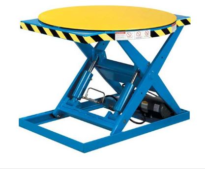 ROTO MAX ELECTRIC ROTATING SCISSOR LIFT