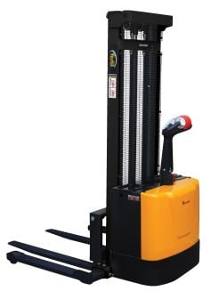 adjustable stacker b