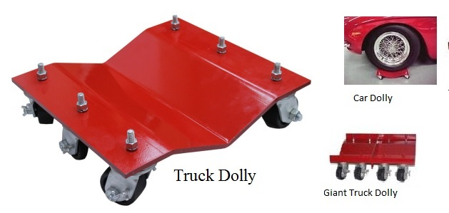 auto and truck dollies