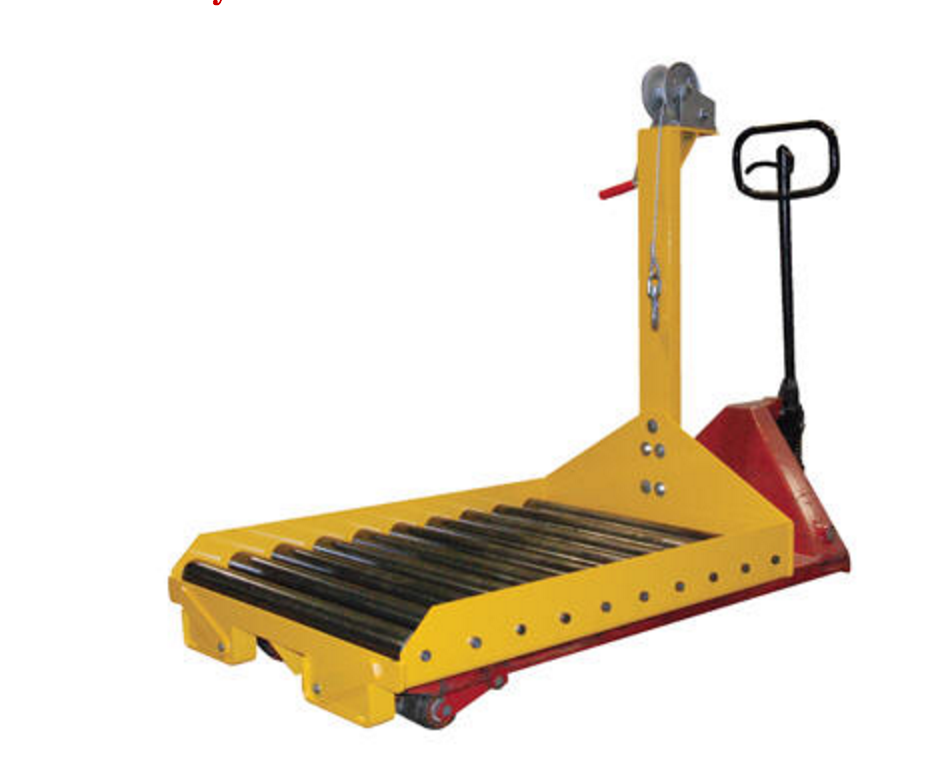 battery cart pallet truck type