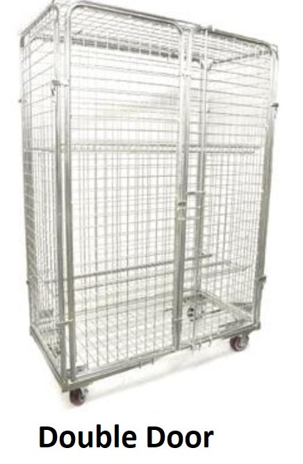 cargo cart double door