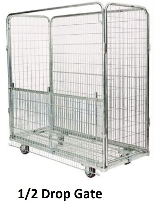 cargo cart drop gate