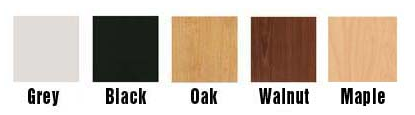 colors for wood sorter