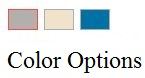 color options for single tier lockers