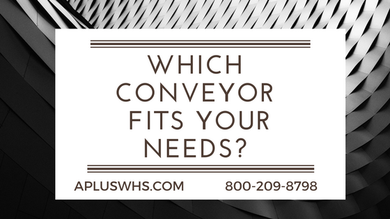 Which Convey Fits Your Needs?