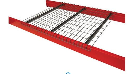 decking heavy duty pallet rack