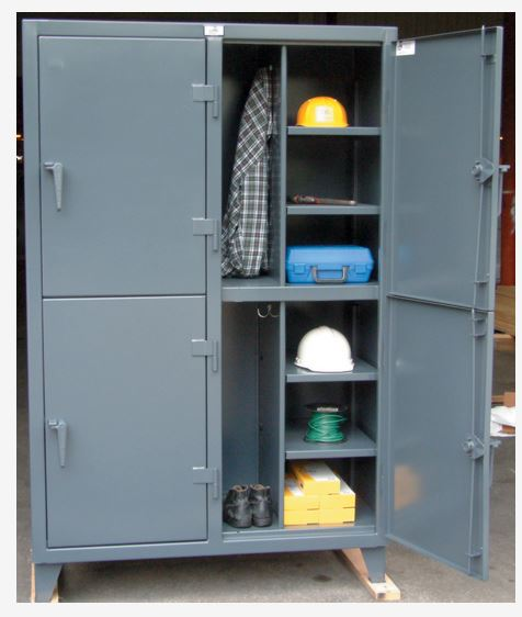 double tier ultra heavy duty lockers