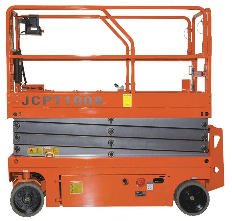 drivable scissor lift 19 foot