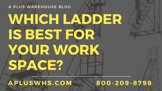 ladder for your work space