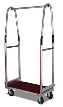 luggage handling cart