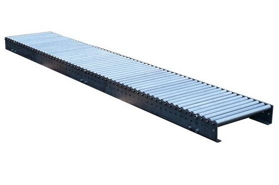 Small Roller Conveyors| Roller Conveyors in Aluminum and Steel