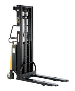 non adjustable stacker 2