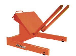 portable container tilter