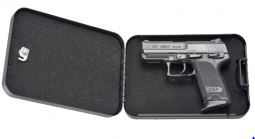 portable handgun safe