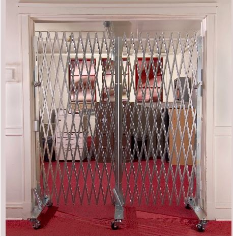 portable security gate
