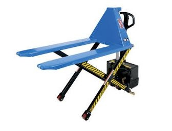 powered tote lifter