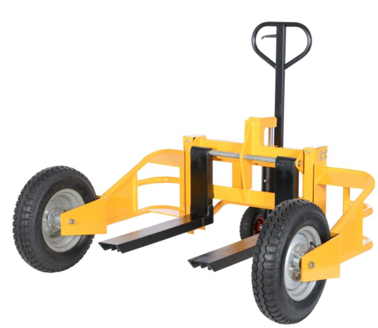 standard all terrain pallet trucks2