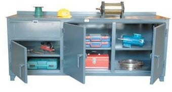 strong hold cabinet with muti storage