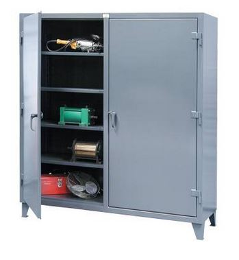 double shift kingcab storage cabinets