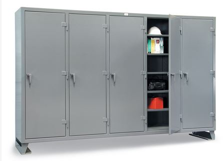 strong hold multi shift cabinet