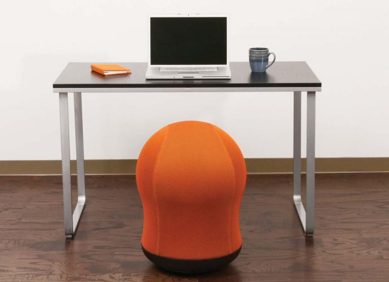 swivel zenergy at desk