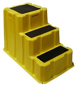Plastic Portable Stairs And Other Specialty Warehouse Ladders