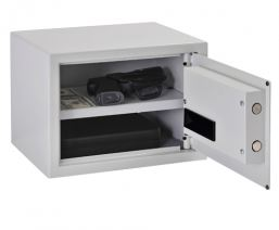 touch screen safe open