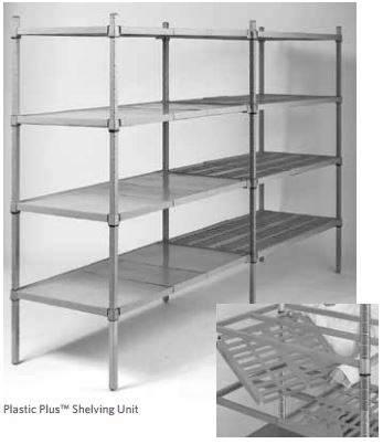 use it anywhere shelving