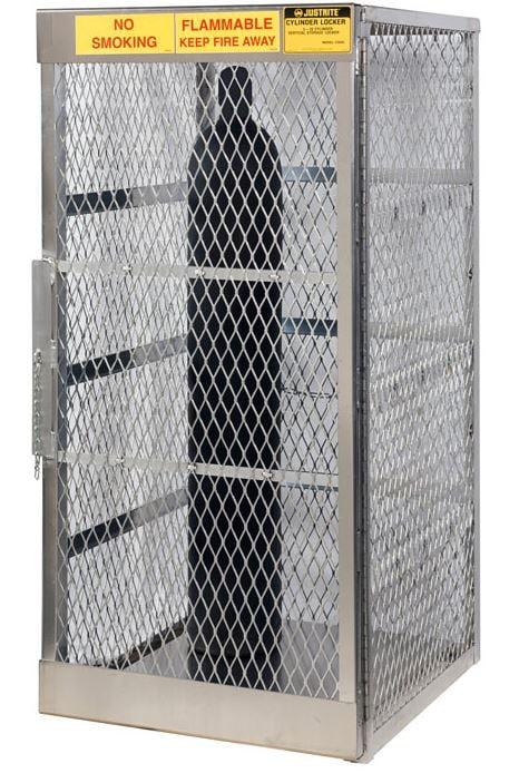 Compressed Gas Cylinder Cabinet