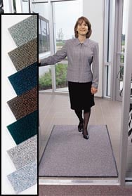 Notrax Decalon Indoor Carpet Mats