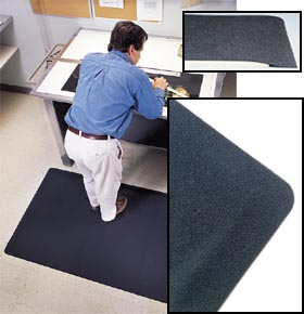 Anti Fatigue Mat With Friction  Surface