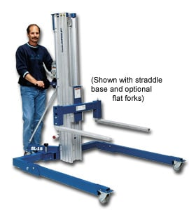 The Industrial Warehouse Superlift Advantage
