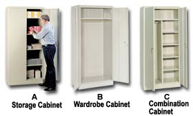 Deluxe Lyons Wardrobe Cabinets And Storage Cabinets
