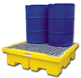 Portable Containment Pallet