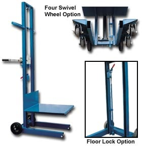 Lift Trucks| High Quality at A Plus Warehouse
