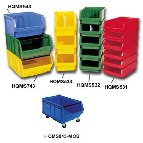 Magnum Series Giant Hopper Bins