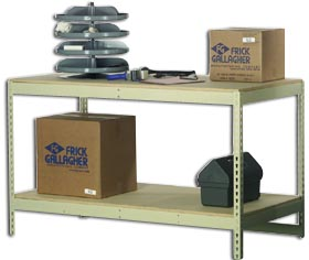 Worktable Storage Rack