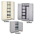 Economy Steel Wardrobe Cabinets and Storage Cabinets