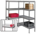 Medium Duty Wire Shelving
