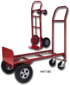 Flow Back Convertible Handtrucks