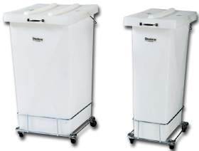All Purpose Mobile Polyethylene Carts