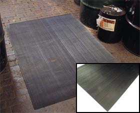 Corrugated Runner Mat