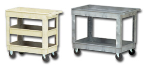 Heavy Duty Service Utility Carts