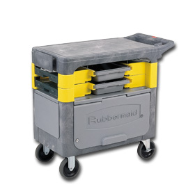 Rubbermaid Trades Cart 2000