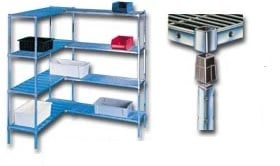 Amco Wire Shelving Accessories