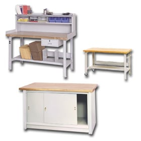 Quality Industrial Workbenches